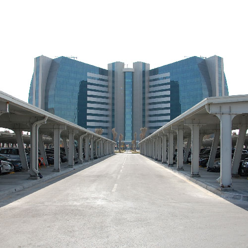 SAUDI ARAMCO NORTH PARK OFFICE COMPLEX